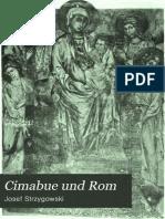 Cimabue Und Rom