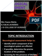 neurologicalassessmentpptbyheenamehta-120929034029-phpapp01