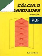 Cálculo en Variedades - Michael Spivak