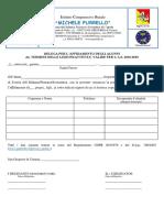 Moduli Delega Affidamento Alunni e Autorizzazioni 2018-19