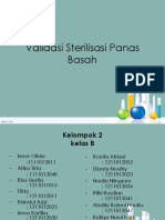 Validation Sterilization