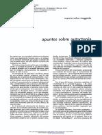 Veloz Maggiolo - 1984 - Apuntes sobre autoctonía y etnicidad
