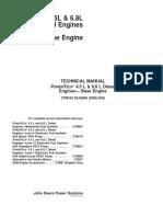 Appendix I JD Service Manual