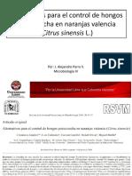 Fisiologia Vegetal - Patología