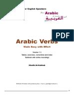 Arabic Conjugation