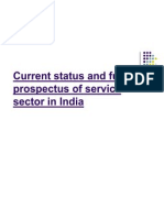 Current Status and Future Prospectus of Service Sector (2)