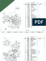 SV650 Parts Fiche