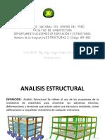 Clase 1 Analisis Estructural