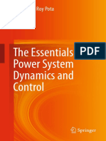 Hemanshu Roy Pota-The Essentials of Power System Dynamics and Control-Springer Singapore (2018)