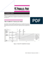 port paralel - imprimante-