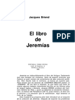 040 El Libro de Jeremias - Jacques Briend