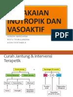 Inotropik Dan Vasoaktif
