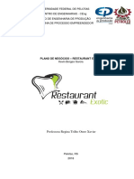 Plano de negócios - Exotic Restaurante.pdf