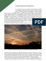 l Annosa Questione Scie Di Condensazione