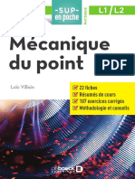 Mecanique Du Point