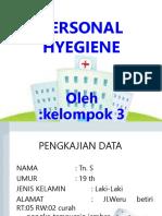 Personal Hyegiene