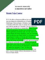 Se Derriten Nuestros Nevados_Renán Vega C