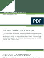 Niveles de Automatizacion