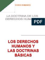 DERECHOS HUMANOS Y DOCTRIAS BASICA
