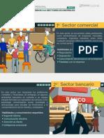 Perfil Por Sectores Economicos