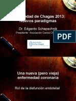 Enfermedad de Chagas 2013