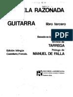 escuela razonada de la guitarra vol 3.pdf