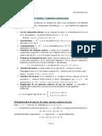 Ley de Composicion Interna y Externa
