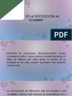 Cómo Ve La Sociología Al