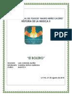 Escuela Nacional Del Folklor
