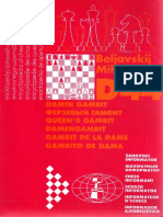 Chess Informant - Encyclopaedia of Chess Openings - Queen's Gambit (D44)