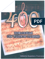 400 Melodias de Varios Paises