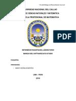 Manejo Del Software Data Studio 1