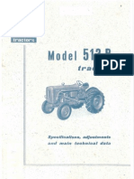 Fiat 513R Workshop Manual
