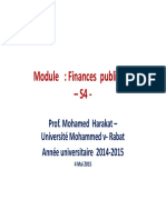 Correction de Lexamen de Fin de Formation Gestion Des Entreprises Tsge 2014 Synthese Variante 1