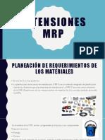 Extensiones Mrp 1
