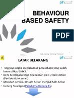 1. Behavior Base Safety (Bbs)