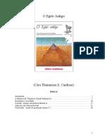 Ciro Flamarion Cardoso - O Egito Antigo