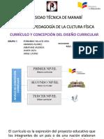 Presentación Currículo ecuatoriano 2016