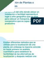 Localizacion de Plantas1