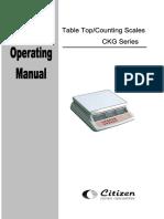 CKG Manual