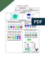 Polígonos y Poliedros