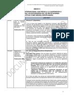 Anexo 5 Normatividad Internacional Suspensión o Separación Educandos
