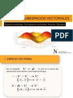 MB1 Espacios Vectoriales