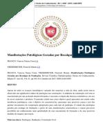 Artigo sobre recalque de fundações - Revista Cientifica