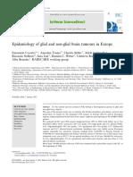 Brain Tumours in Europe
