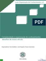Vera Dobedei, José Augusto Chaves Guimarães (organizadores) - Complexidade e organização do conhecimento desafios de nosso século.pdf