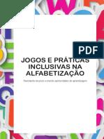 Jogos e Práticas Inclusivas Na Alfabetização Livro Final