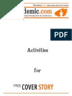 Newsademic Cover Story 324 Activities British English