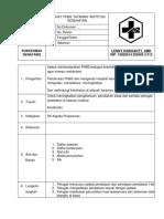 Sop Survey Phbs Tatanan Institusi Kesehatan