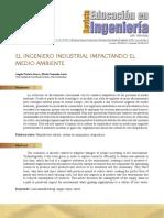 EL INGENIERO INDUSTRIAL IMPACTANDO EL MEDIO AMBIENTE.pdf